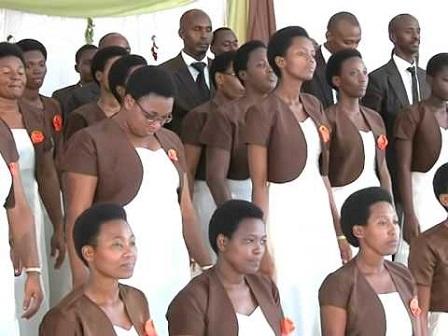 goshen choir