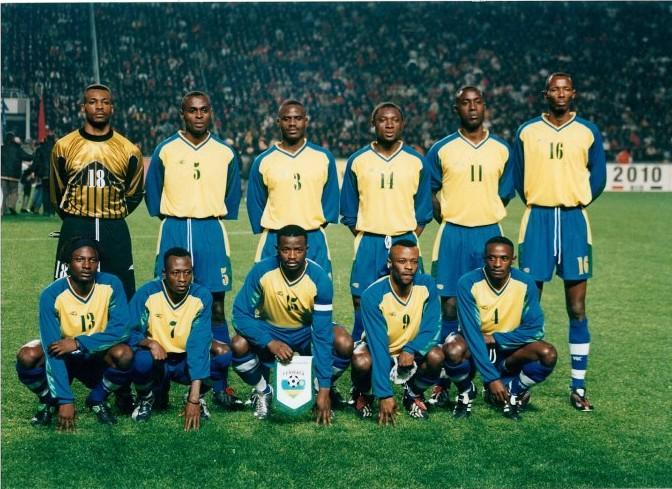 Amavubi-2004