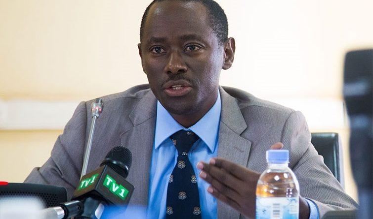 Muvunyi Emmanuel ushinzwe kaminuza zigenga[photo internet]