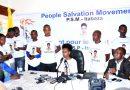 People Salvation Movemnt :P.S.M Itabaza mu ruhando rwa politiki nyarwanda!!!