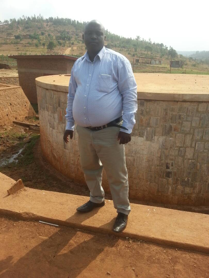Ntirushwa Christophe Gigtifu w' umurenge wa Mageragere[photo ingenzi]