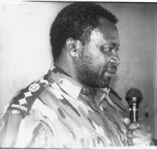Gen. Habyarimana yahunze u Rwanda[photo archieves]