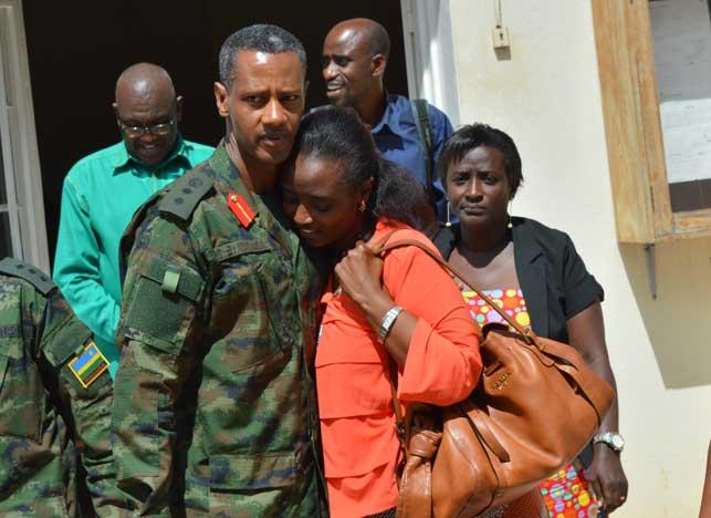 Gen. Tom Byabagamba [photo archieves]