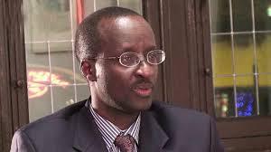 Gerard Gahima yahunze u Rwanda[photo archieves]