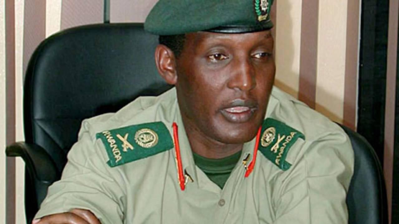 Gen. Kayumba yahunze u Rwanda[photo archieves]