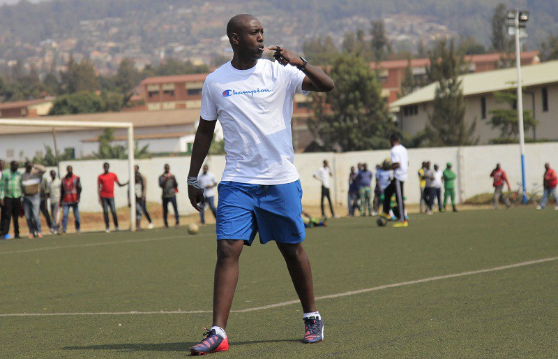 Karekezi Olivier umutoza wa Rayon Sport[photo archieves]