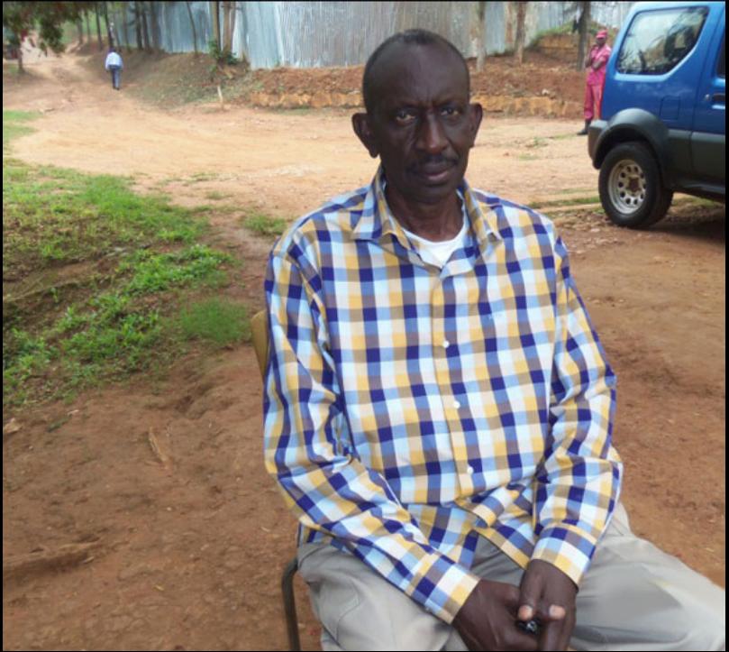 Mvuyekure Alias Kabulimbo Perezida wa Kiyovu[photo archieves]