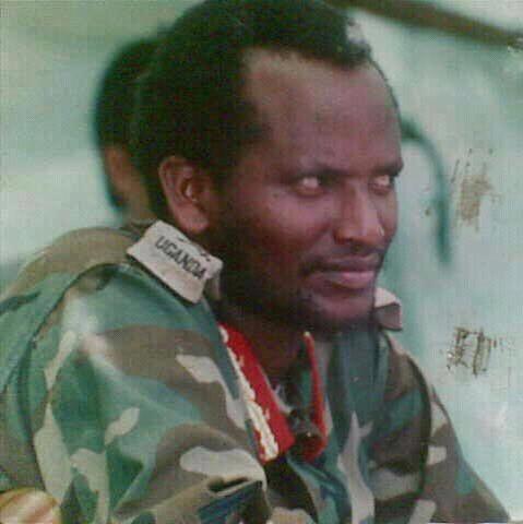 Gen Rwigema watabarutse ayoboye inkotanyi[photo archieves]