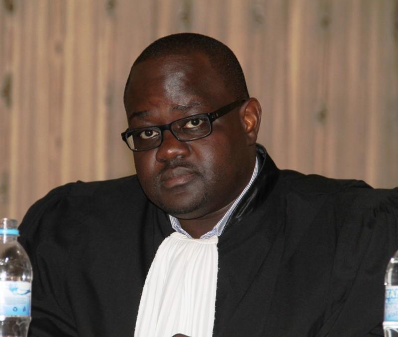 Kavaruganda perezida w' urugaga rw' abavoka mu Rwanda[photo archieves]
