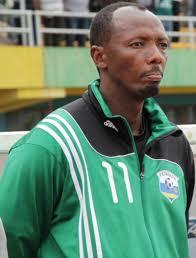 Eric Nshimiyimana umutoza wa AS Kigali[photo archieves]