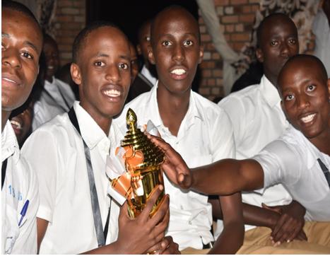 Irushanwa rigamije guteza imbere umuziki(CLASSIC)mu mashuri yisumbuyey'Abihayimana ritegurwa na Chorale Illuminatium