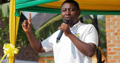 Ishyaka Green Party  rirarengera ibidukikije abanyabubasha ba FPR bararigera imijugujugu