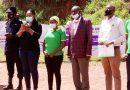 Umurenge wa Nyarugenge :Kampani New Life mu bukangurambaga ku isuku n'umutekano.