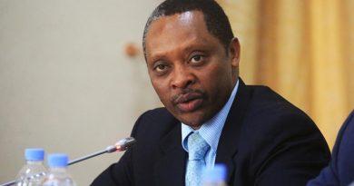 Bamwe mu banyarwanda bahanze amaso Ministri w'ubutegetsi bw'igihugu Prof Shyaka.