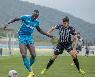 Irushanwa rya CAF confederation CS Sfaxien yasezereye As Kigali.