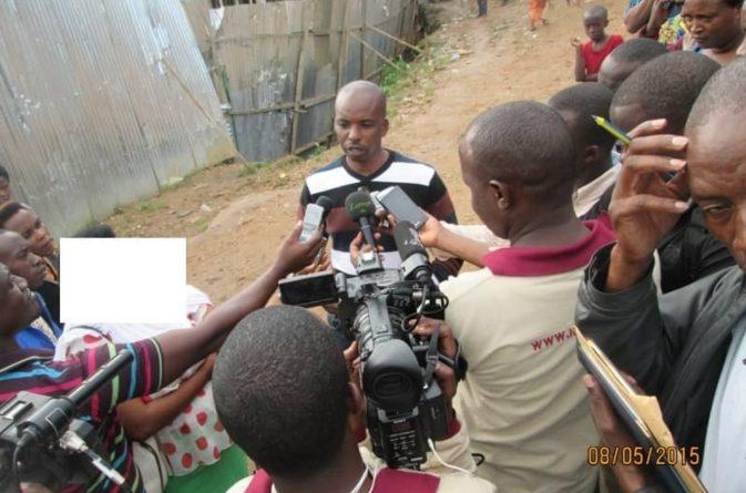Akarere ka Nyarugenge gashobora gufunga isoko Malato rya Hakizimana Deogratias kubera umwanda uvuza ubuhuha.